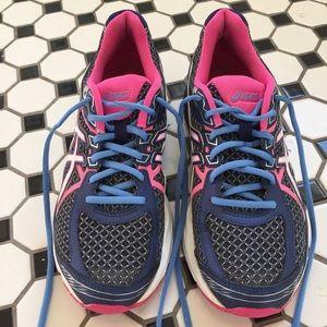 7ad755eb43 Asics Shoes - ASICS Gel Flux3 Sz 8 1 2 Women s Running Shoes